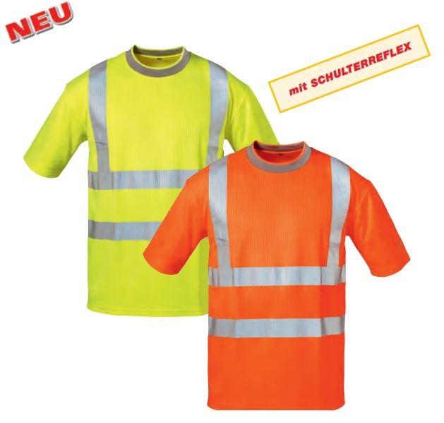 UV + Warnschutz T-Shirt