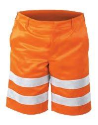 Warnschutz Hose-kurz