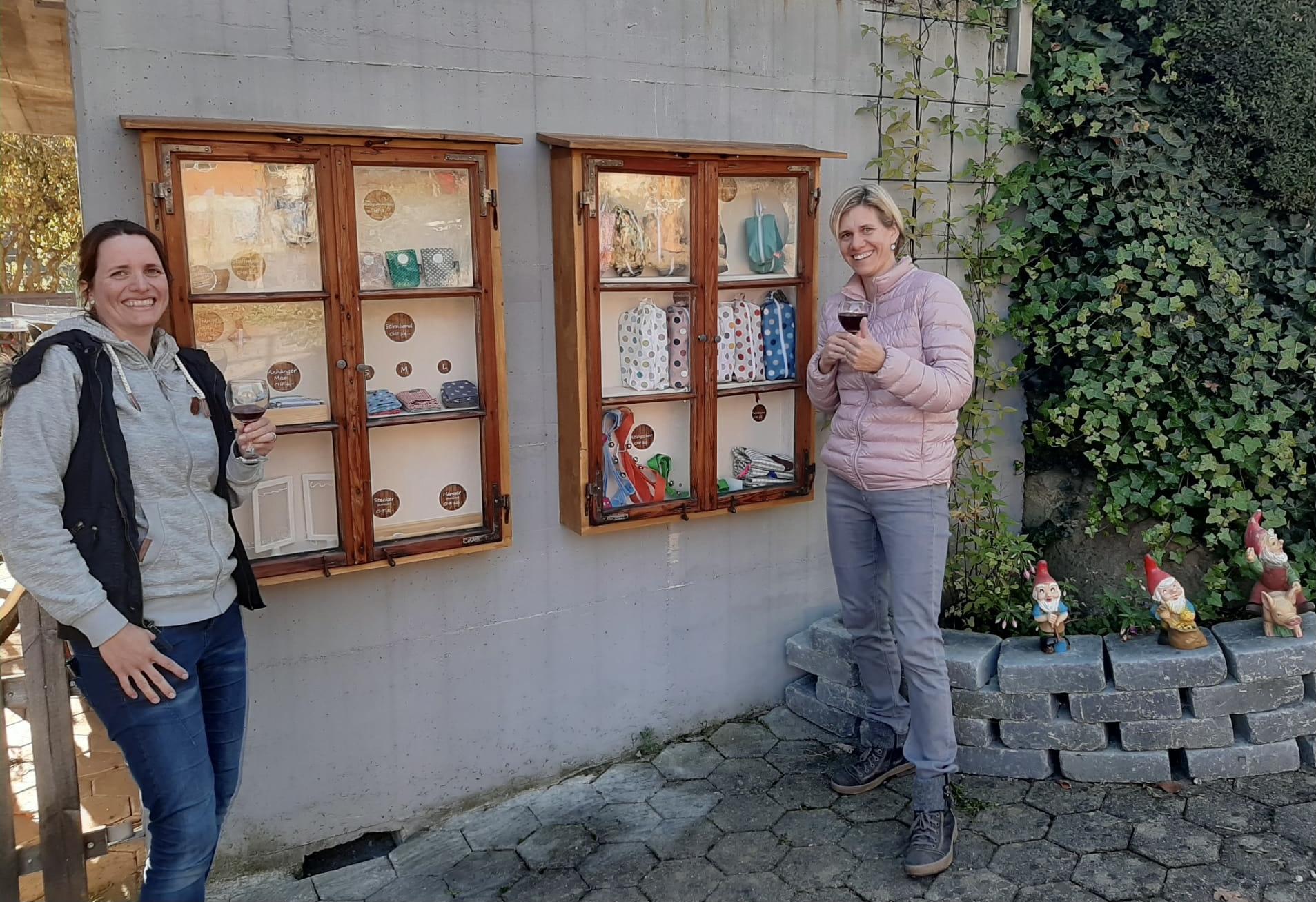 Eröffnung Fenster-Lädeli Oberwil 5