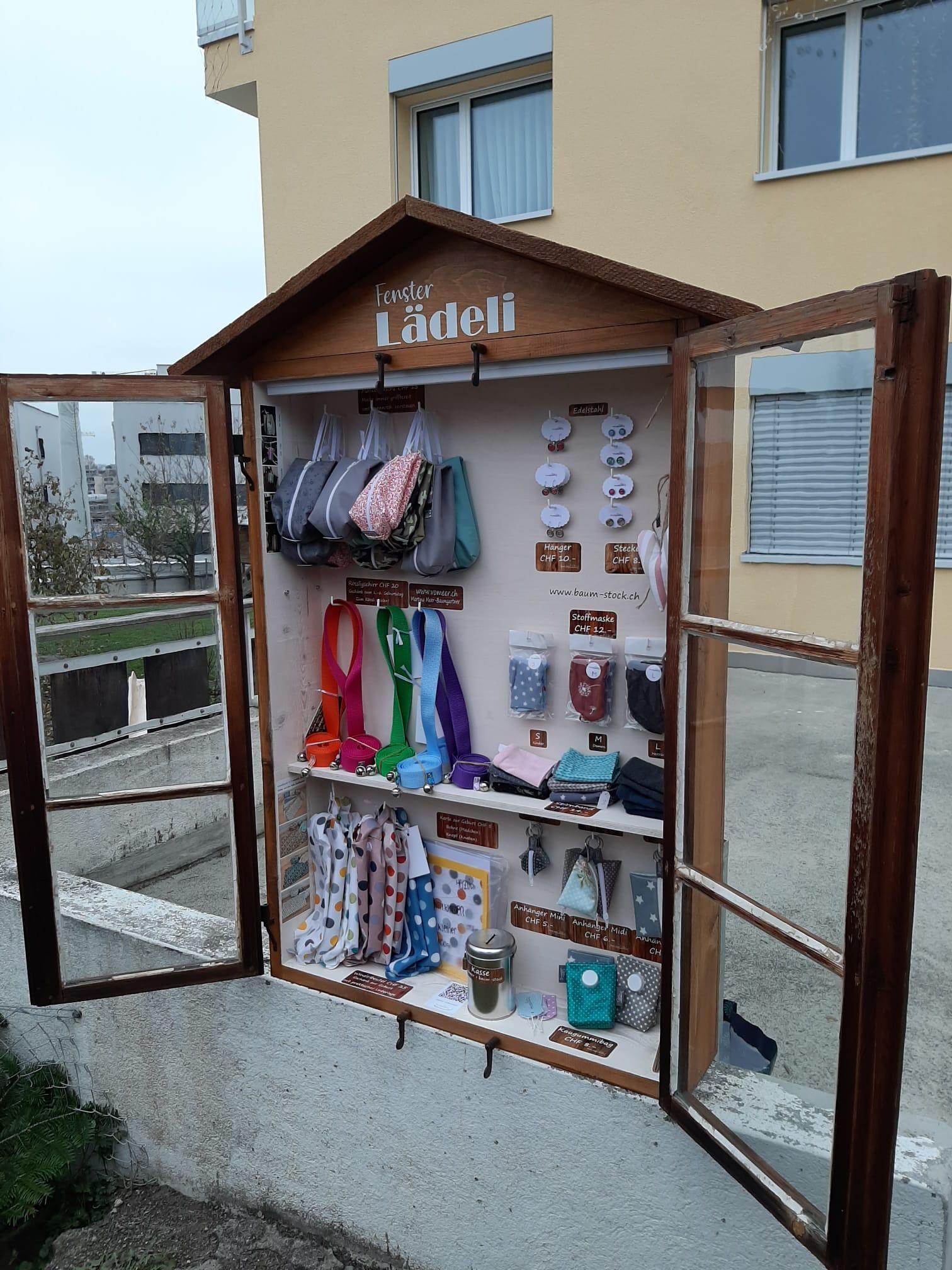 Fenster-Lädeli Schluechtstrasse 15