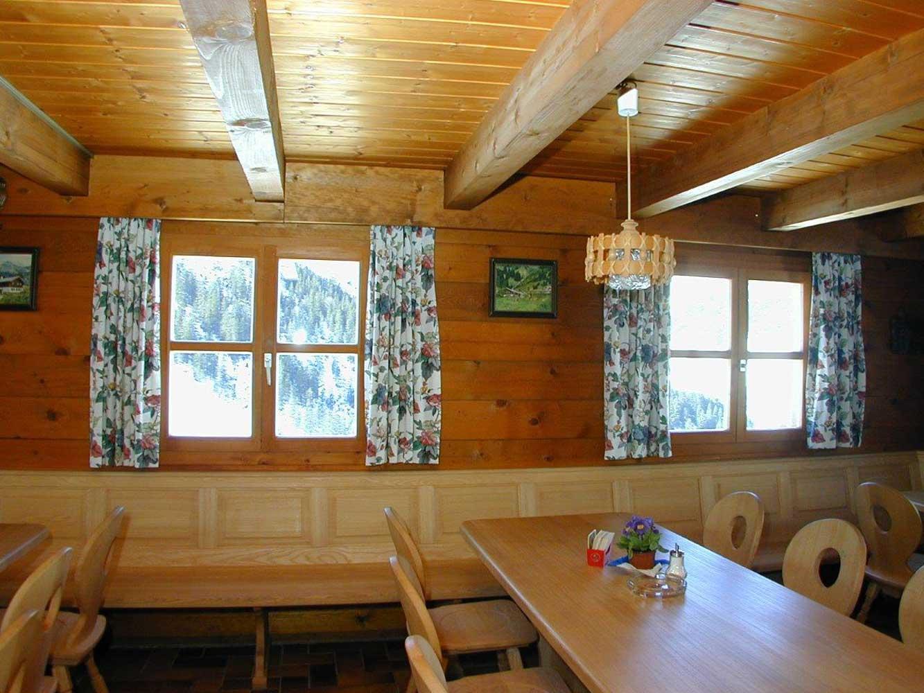 Innere Wiesalpe Kleinwalsertal, Ausflugsziel, Alpe, Brotzeit – Feste feiern!