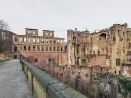 Ruine Heidelberger Schloss