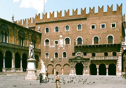 Piazza del Signoria Verona