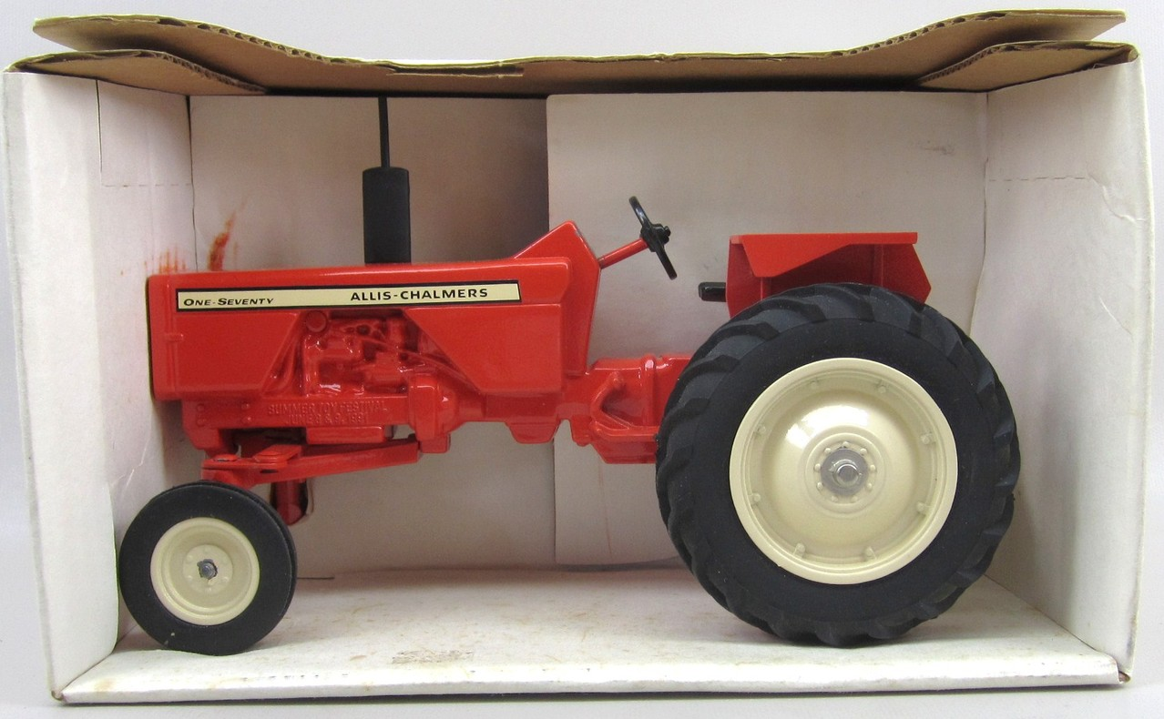 Allis Chalmers 170 Tractor : Archive a c arizona diecast models