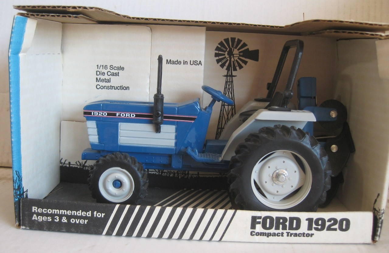 New Holland Ford Tractor 1920 : Archive ford nh arizona diecast models