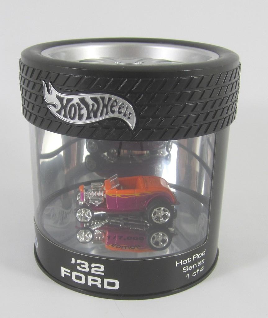 Tire Top, 1932 Ford Custom Hot