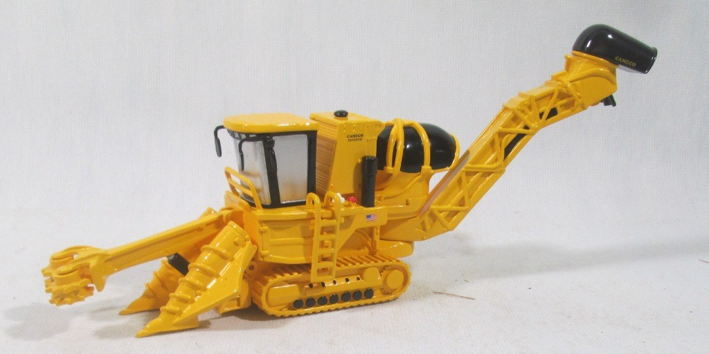 Cameco Sugar Cane Harvester : Fs farm toys arizona diecast models