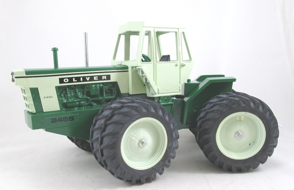 Oliver 1950 4x4 : Archive oliver farm toy tractor arizona diecast