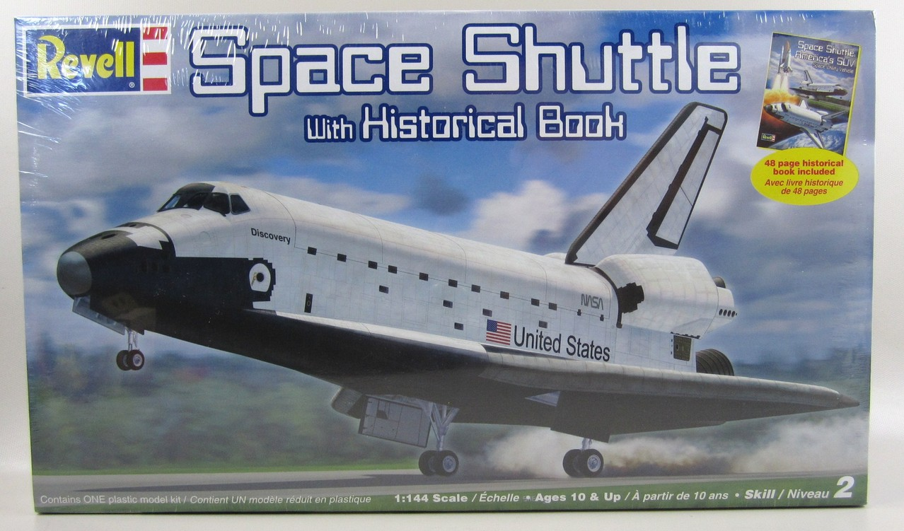 Space Shuttle Model Kit (page 2) - Pics about space