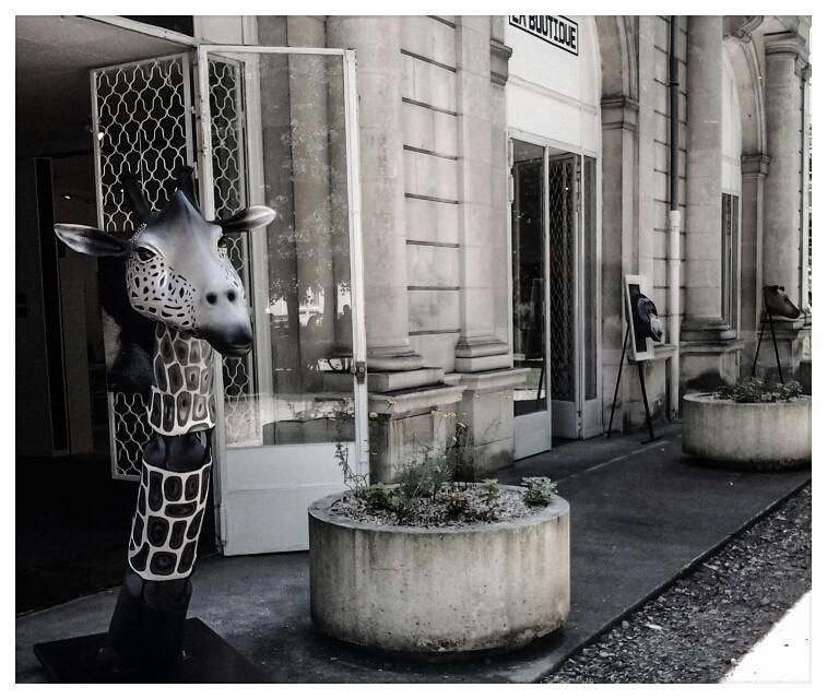 EXPOSITION GALERIE NAPOLÉON III Vichy juin juillet 2015
