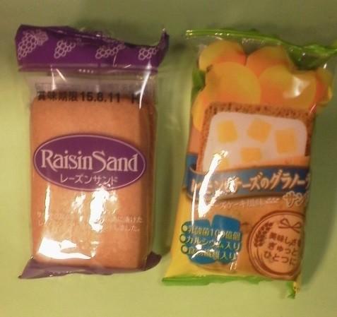 第一屋製パン,お菓子