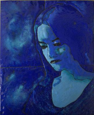 Feeling blue € 300