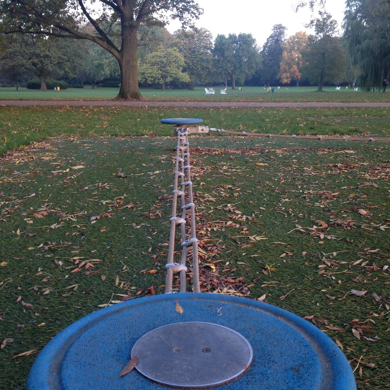 23.10.14, ist der Weg das Ziel? Oder das Ziel das Ziel?