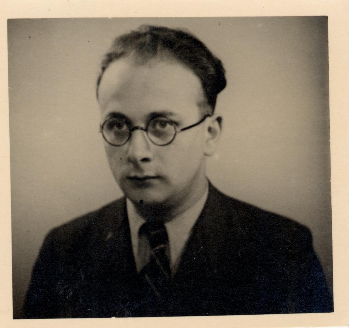 Ritratto di Giacomo Nagler (Kubi)
