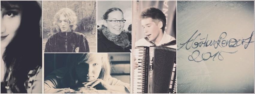 Abiturkonzert Goethe Gymnasium Rutheneum Gera 2015, Laura Anne-Rose Kaufhold und Peter Johannes Hausigk, Chanson, Tango, Fuge, Operette