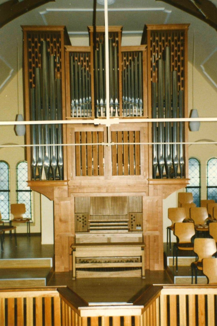 Die Andresen-Orgel