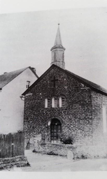 Kirche vor der Jahrhundertwende