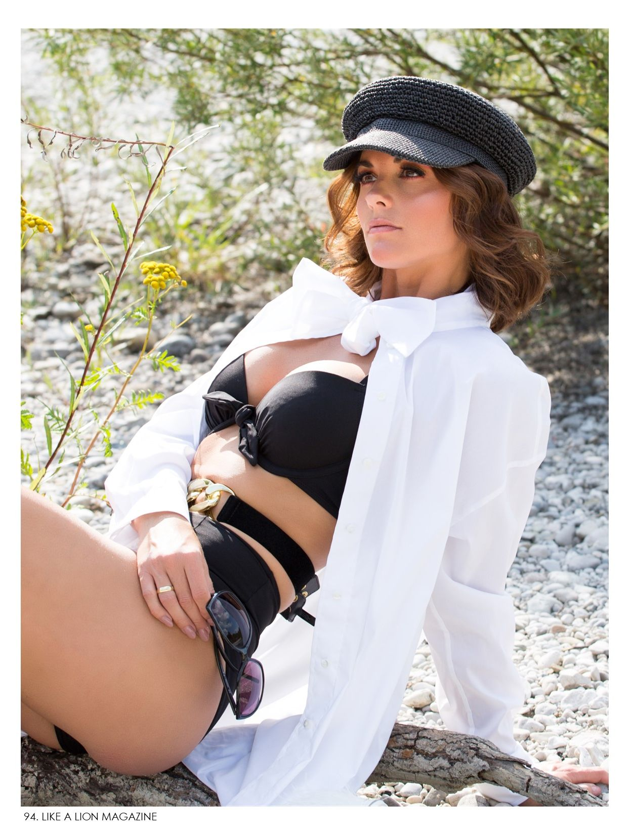 LIKE A LION, June 2021 Vol. 3 - Fashion Stylist: Vesna Resch