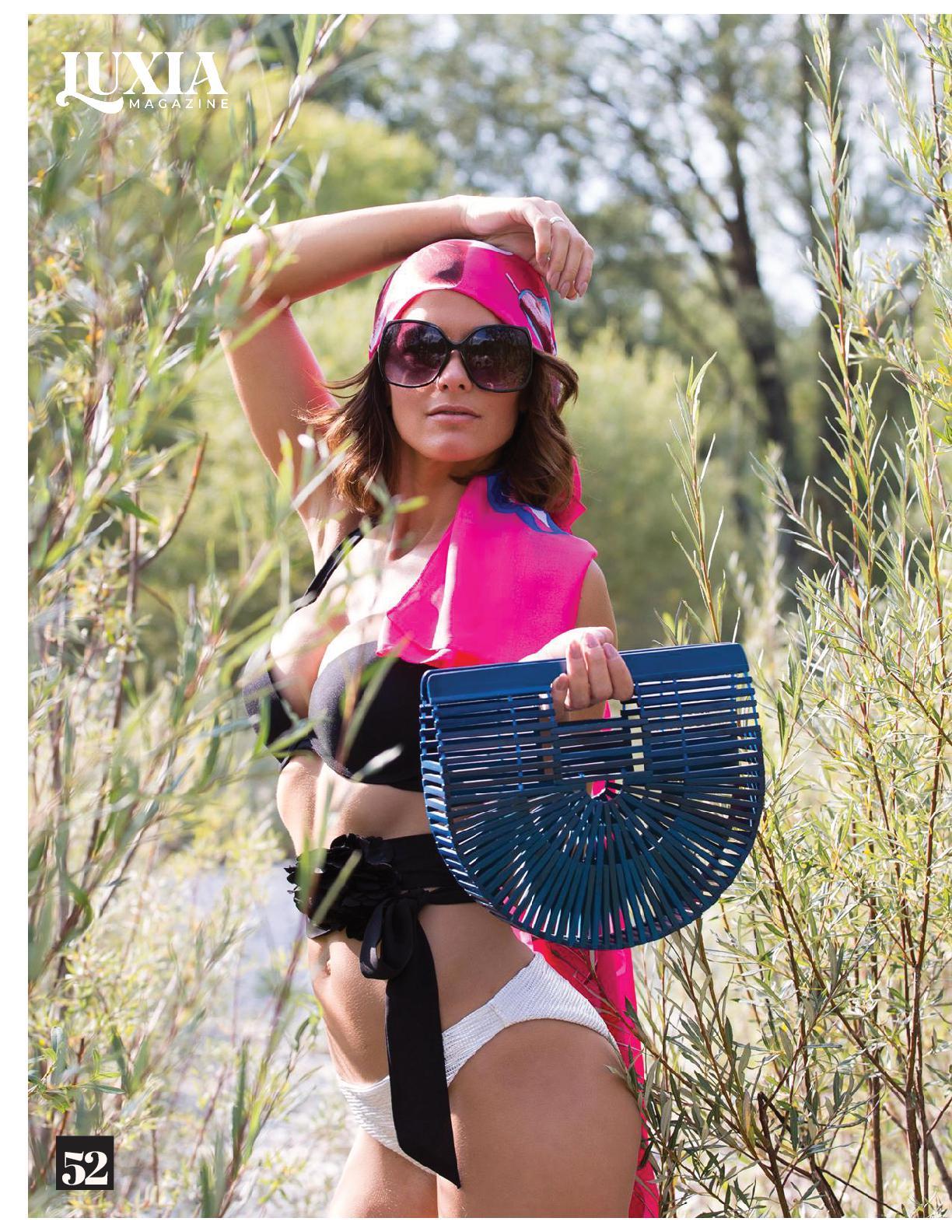 LUXIA, June 2021 Issue 097 - Fashion Stylist: Vesna Resch