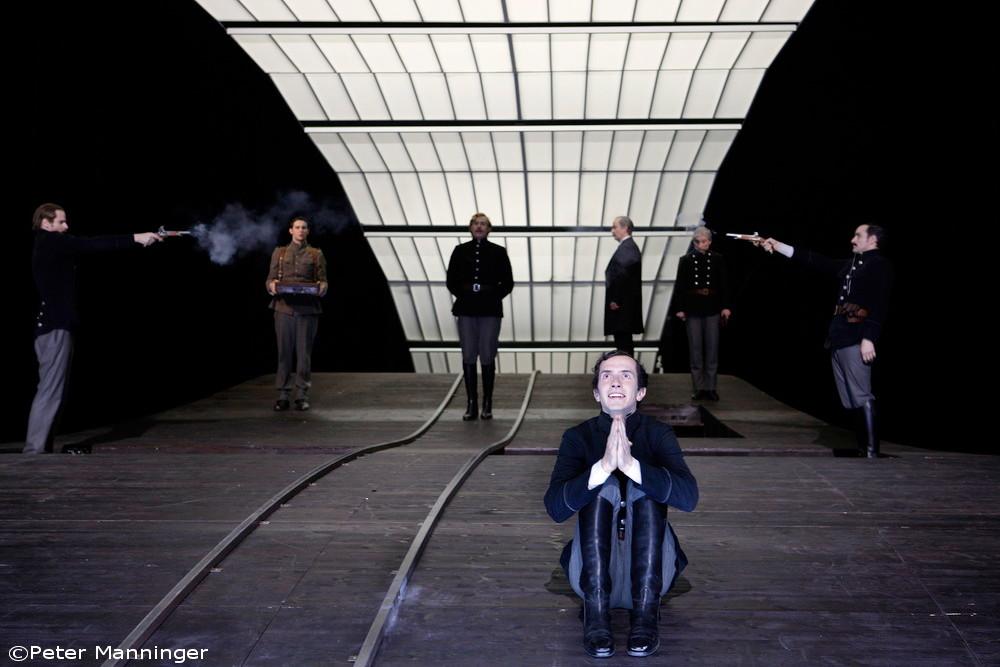 RADETZKYMARSCH. Regie: Ingo Berk. Ⓒ Damian Hitz