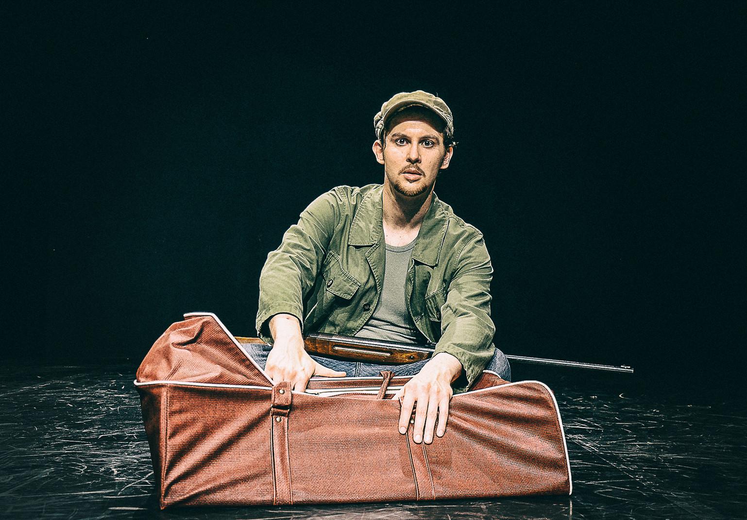 WOYZECK. Regie: Cornelia Metschitzer. Premiere: 16. September 2015. Tribüne Linz.