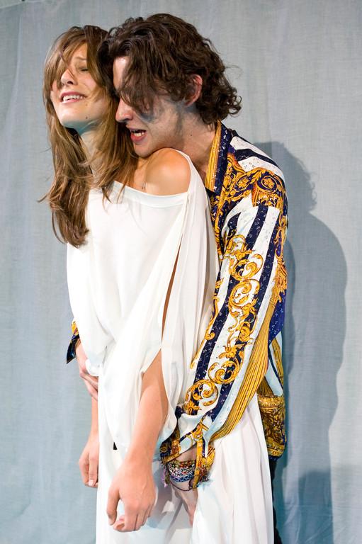 DIE ODYSSEE. Regie: Tanja Krone. Ⓒ Peter Manniger