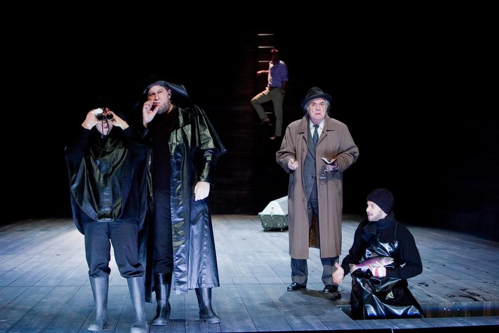PEER GYNT. Regie: Ingo Berk. Rolle: Mads Moen, etc. Ⓒ Peter Manniger