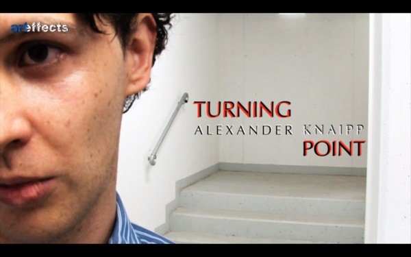 TURNING POINT. Regie: Victoria Halper. Kurzfilm AUT 2011.