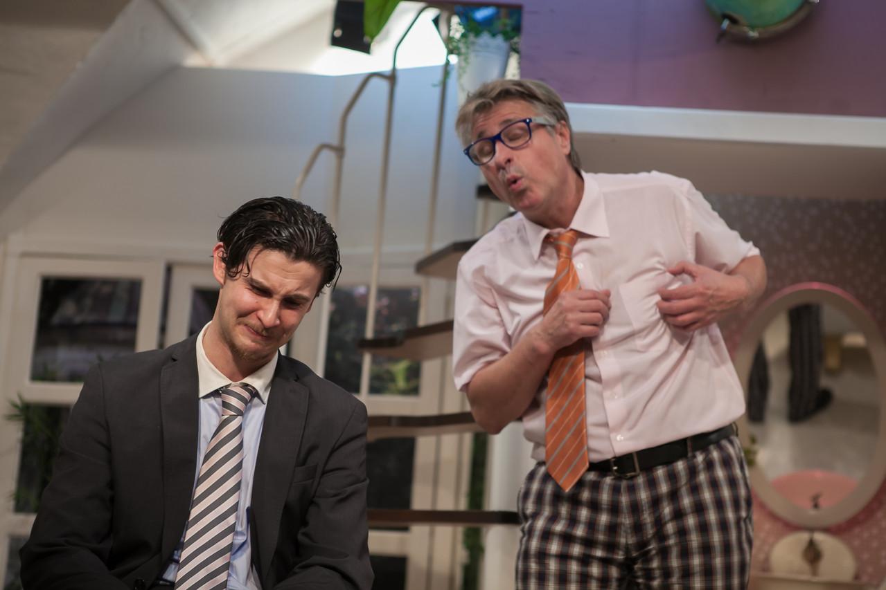 OSCAR. Regie: Daniel Pascal. Premiere: Oktober 2012. Linzer Kellertheater.