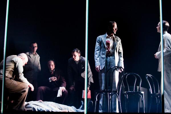 GEISTER IN PRINCETON - Schauspielhaus Graz. Ⓒ Lupi Spuma