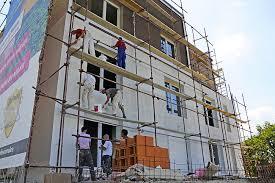 Фасадные работы Одесса цена