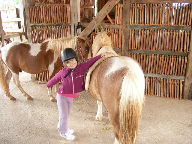 À poney !