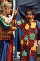 Kinder Clowntheater