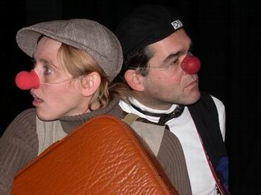 Clownworkshop für Männer
