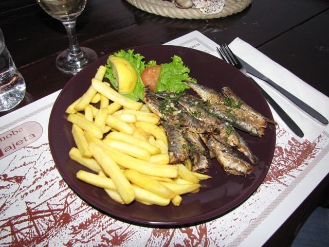 Gutes Essen am Meer, Teil 2