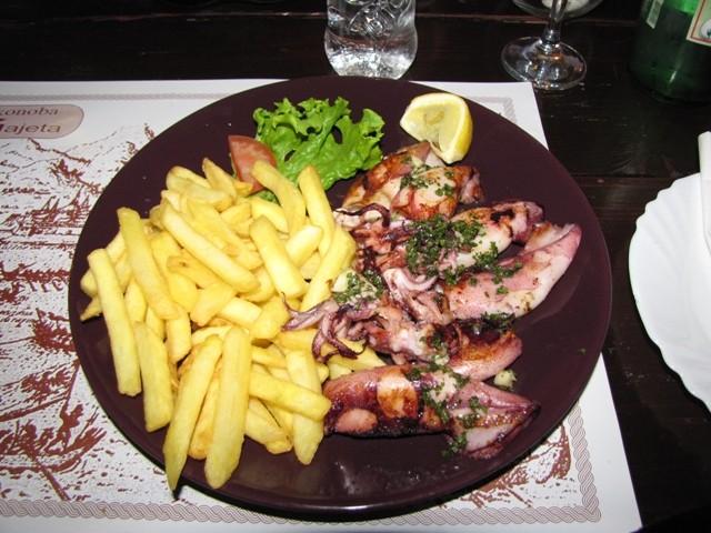 Gutes Essen am Meer, Teil, 1