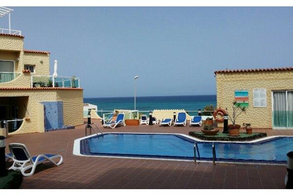 Pool Ferienwohnung Atlantico