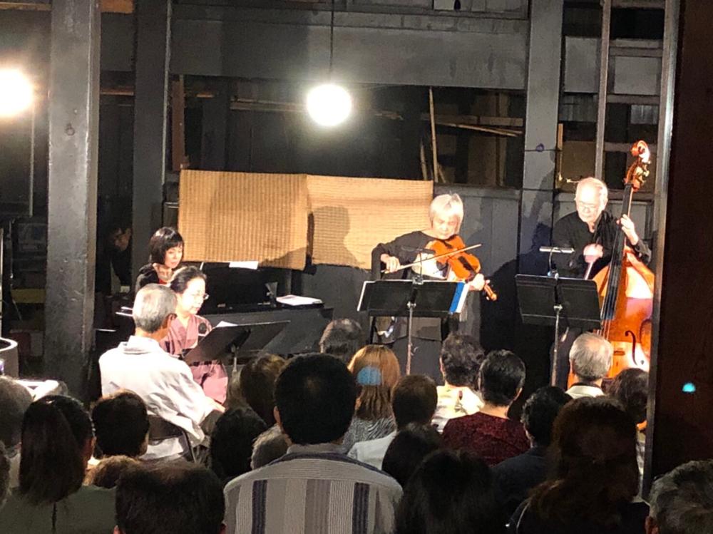 うおぬまマイオータムコンサート2019in 重要文化財目黒邸