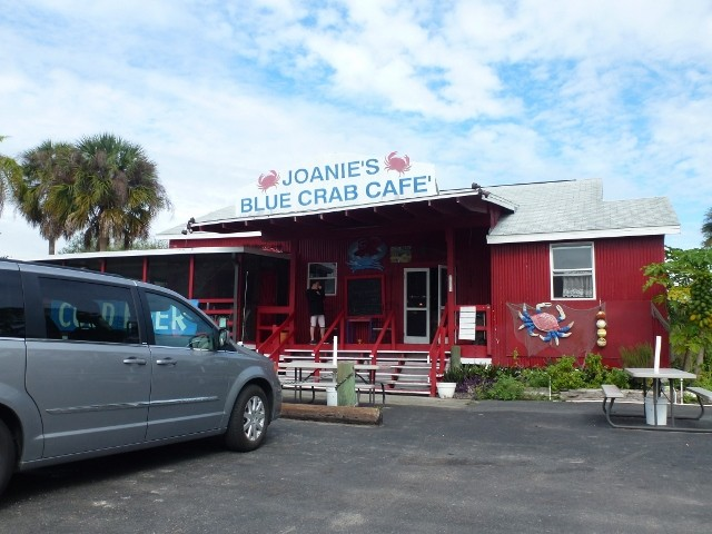 Johannie´s Blue Crap Café