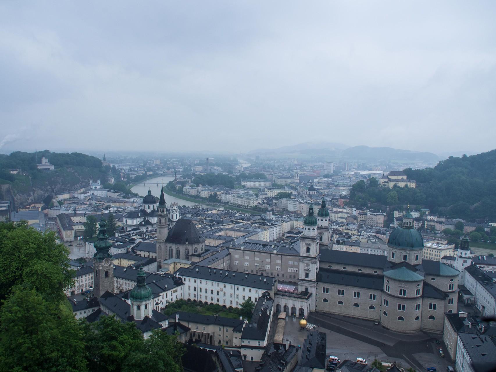 1. Tag Salzburg
