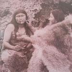 Bild: Ureinwohner von Feuerland