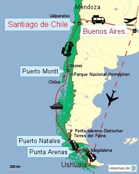 Bild: Rundreise Argentinien und Chile_2015