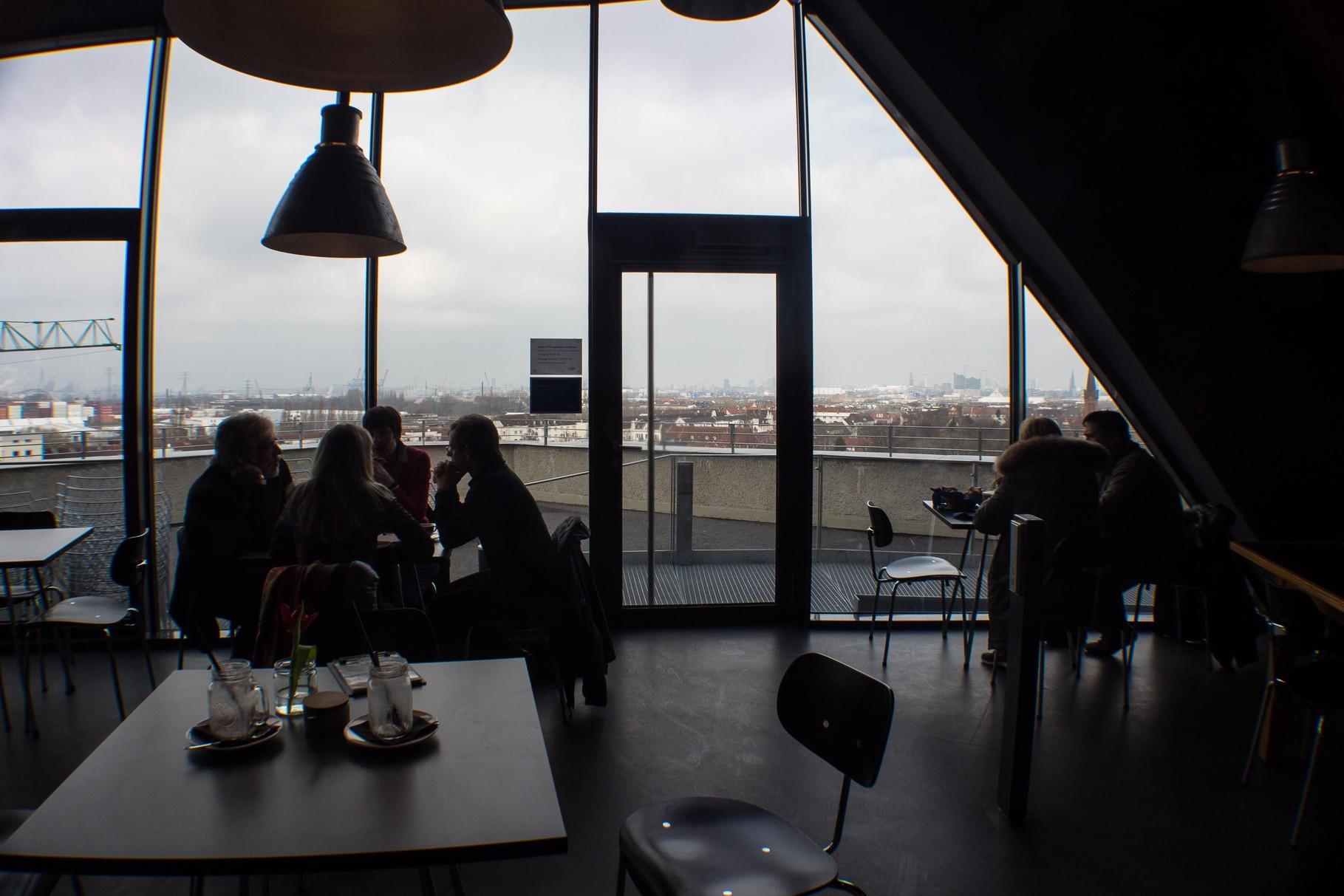 Engergiebunger Café