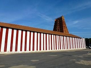 Bild: Hindutempel Nallur Kandaswami Kovil in Jaffna / Sri Lanka - Foto 3