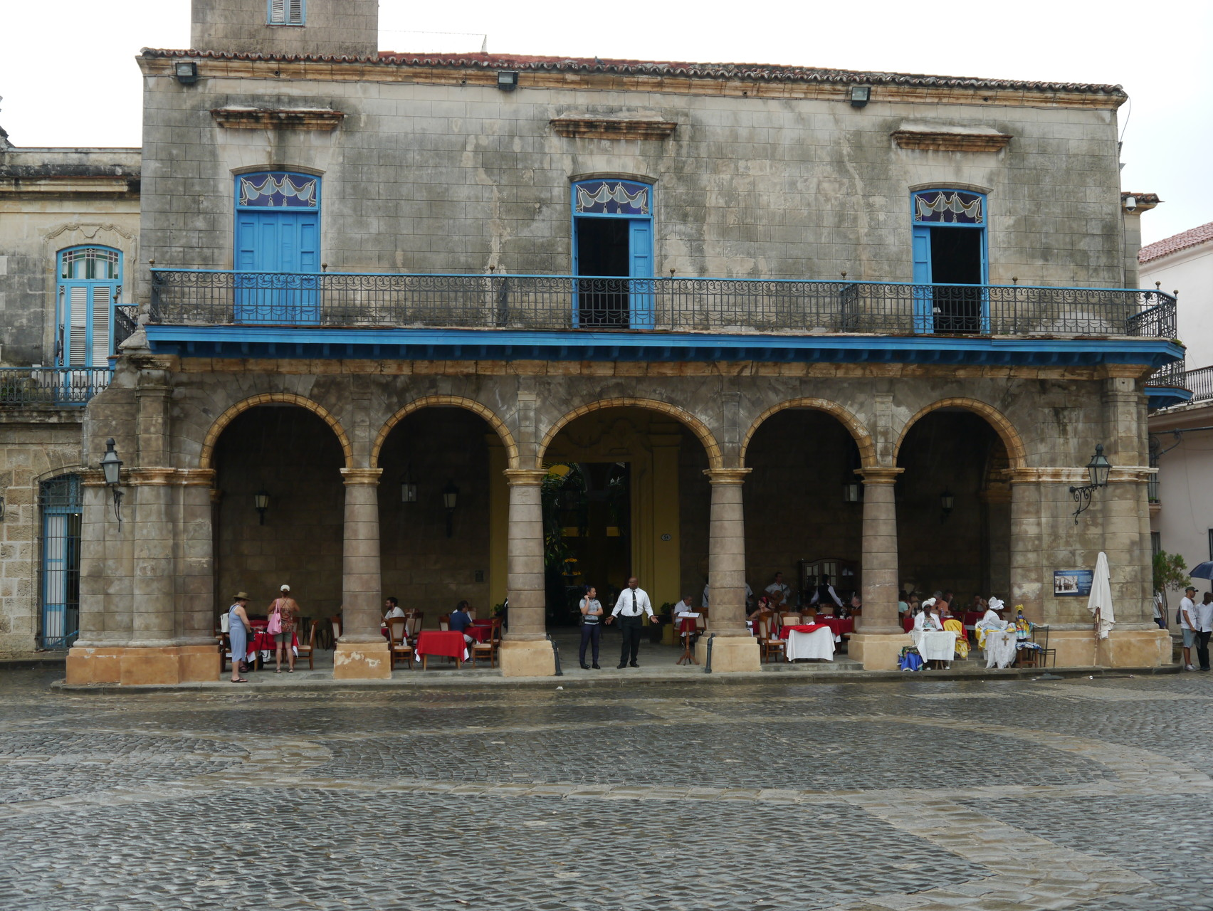 Catedral de la Havanna