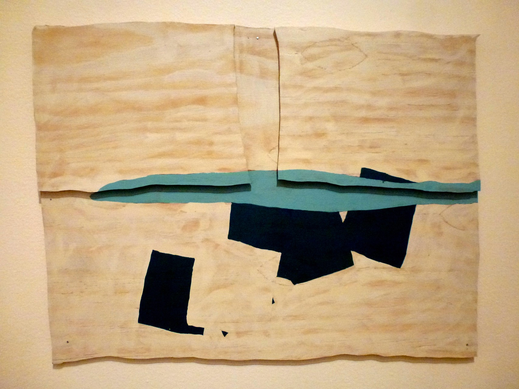 Richard Tuttle - New Mexico - New York D, #13 (1998)