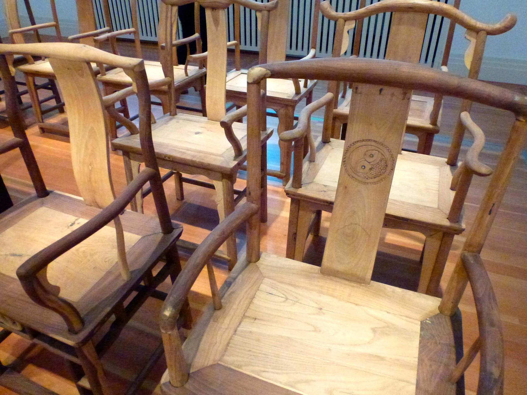 Restaurierte Stühle_1