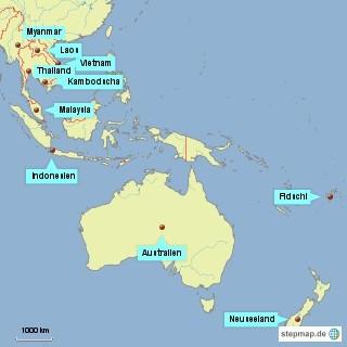 Bild: Mein Sabbatjahr - Asien und Ozeanien