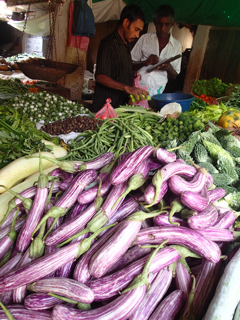 Ahangama Vegetable Market