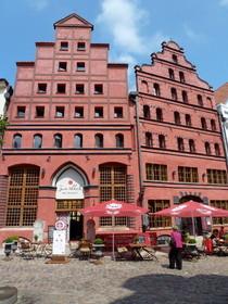 Bild: Hotel Scheelehof in Stralsund
